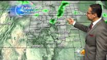Sunday Forecast: Weak Cold Front Pushes Through