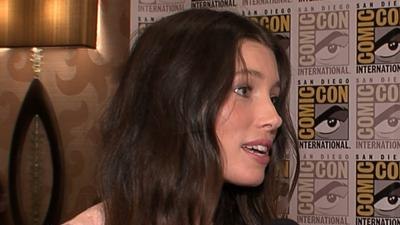 Comic-Con 2011: Jessica Biel - 'It's So Fun' To Kick Butt In 'Total Recall'
