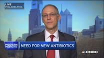 Why antibiotics need innovation: Ezekiel Emanuel