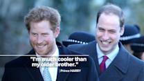 Index: Prince Harry Revealing He's the Cool Uncle