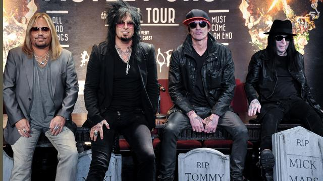 Motley Crue announces final tour after 33 years