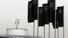 German prosecutor says is in touch with U.S. authorities on Daimler