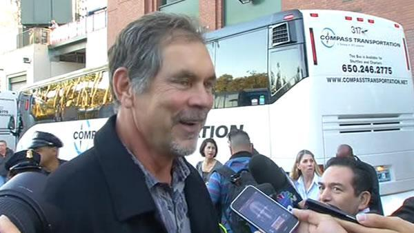 Bruce Bochy talks about winning World Series