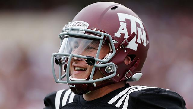 Johnny Manziel suspended by NCAA