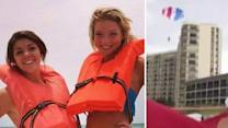 Scary parasail accident leaves teens in critical condition