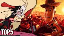 5 Moments in Disney Movies That Ruined Our Lives