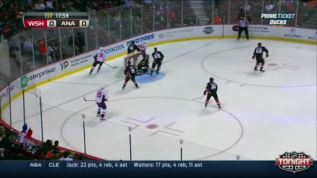 Washington Capitals at Anaheim Ducks - 03/18/2014