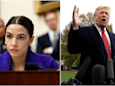 AOC fact-checked Trump's tweet seemingly telling her to 'go back' to 'broken and crime infested' country: I 'come from' the US