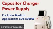 Digital Power Corporation announces the release of higher power additions to its capacitor charger product family