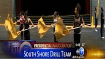 South Shore Drill Team heads to presidential inauguration