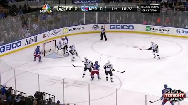 Pittsburgh Penguins at NY Rangers Rangers - 05/05/2014