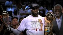 Heat Fans Speak Out About LeBron James' Future