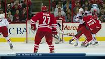 Jack Johnson crushes Staal