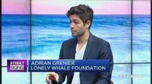 Adrian Grenier and Dell are teaming up to fight ocean plastics