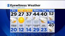 Kate's Friday Afternoon Forecast: February 27, 2015