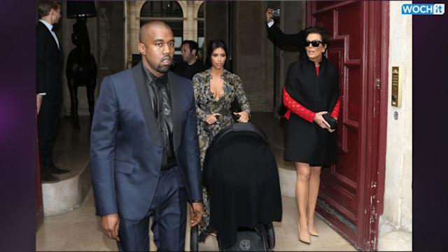 Kim Kardashian And Kris Jenner Attacked By Kanye West Impersonator In Blackface At Vienna Opera Ball