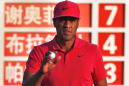 Late rally lets Tony Finau keep 3-shot lead in HSBC