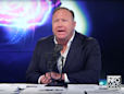 Alex Jones pleads with Donald Trump to fight 'censorship' after Infowars host is banned by YouTube and Facebook
