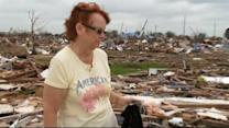 One family loses two homes to the Moore, Okla., tornado