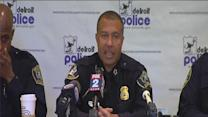 Detroit Police Chief announces executive team
