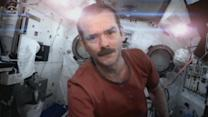 Hadfield's space accomplishments