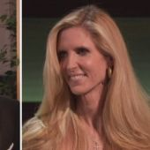 Wasn't This Supposed to Be a Rob Lowe Roast? Ann Coulter Torn to Shreds at Actor's Event