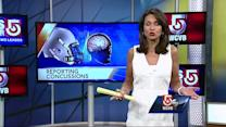 Deadline looms for schools to report sports-related head injuries