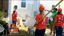 Orioles Wives Hit It Out Of The Park Helping Habitat For Humanity