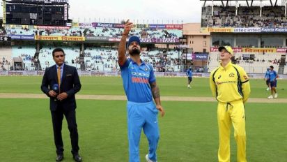 Why Australian players are wearing black armbands in Eden Gardens ODI