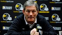 Ferentz talks bowl prep