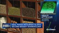 Mitsubishi-Olam deal is positive: Jefferies