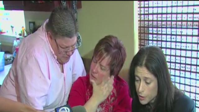 Michigan gay marriage ban struck down, family celebrates