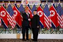 President Trump abruptly yanks sanctions on North Korea because he 'likes' dictator Kim Jong Un