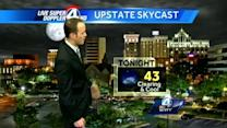 Chris' Forecast for April 19, 2013