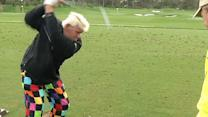 John Daly back at Pebble Beach