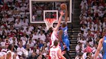 Durant over Asik