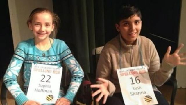 Spelling Bee Runs Out of Words