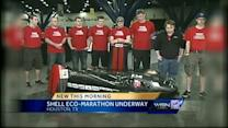 MSOE students taking part in eco-marathon