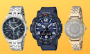 Time to shop! Save up to 50 percent off watches from Citizen, Bulova, and Anne Klein on Amazon today