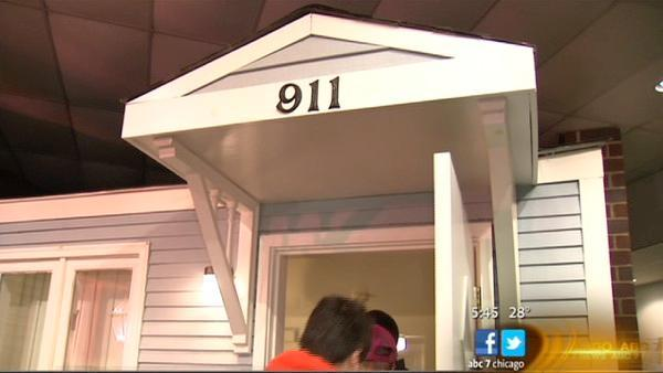 Survive Alive house teaches kids fire safety