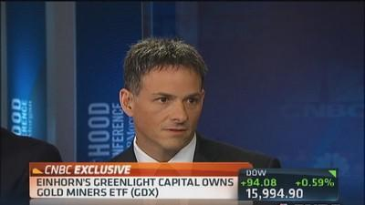 Einhorn: I'm still long on Apple