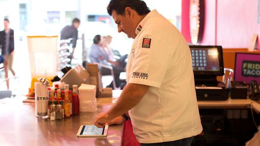Fire up the restaurant tech you need the smart way