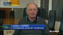 Harvey Norman: Australian economy 'feels pretty good'