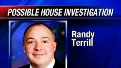 House Panel Considers Terrill Investigation