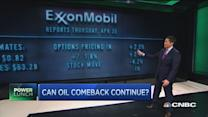 Can oil comeback continue?