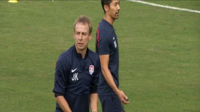 US World Cup Coach: 'We Want to Beat Germany'