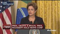 Rousseff: Expanding investment opportunities