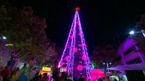 Australia scoops Xmas lights record
