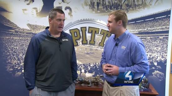 The Last Word with Coach Chryst: Notre Dame