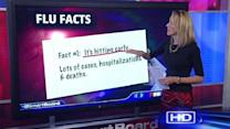 Facts about flu, vaccination